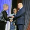 Виктор Назаров вручил награды педагогам ко Дню учителя