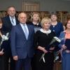 Директора пяти омских школ из ТОП-500 России побывали на приеме у Губернатора