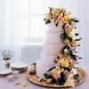 Особенности свадебных тортов