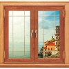 Выбираем между пластиковыми и деревянными окнами