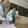 Омские школьники сдают ЕГЭ по обществознанию и химии