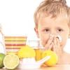 Детский авитаминоз