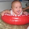 Круги для купания малышей нужны детям с бронхиальной астмой