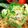 История салатов