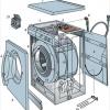 Часто случающиеся поломки стиральных машин