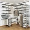 Встроенные гардеробные в квартире