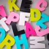 Изготовление и применение объемных букв из пенопласта