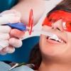 Очистка зубов с применением ультразвука в стоматологии