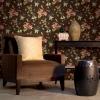 Уют и тепло в комнате – обои на стенах