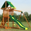 Площадка для детей из дерева