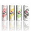 Какие напитки Schweppes предлагаются в России?
