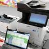 Во время первых ЕГЭ система печати в 11 северных районах Омской области сработала без сбоев