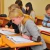 Омские школьники сдали географию и литературу