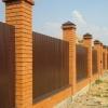 Надёжная ограда непременный атрибут загородного участка