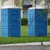 Туалетная кабина для вашего участка