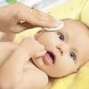Уход за глазами новорожденного