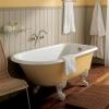 Преимущества чугунной ванны