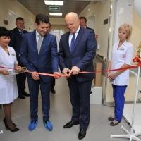 В Омской области открыли новый высокотехнологичный центр лечения патологии почек