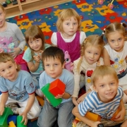 В детских садах города появились новые группы