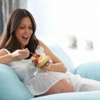 Какая диета нужна беременной женщине?