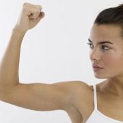 """Влияние упражнений для """"сушки мышц """" на формирование фигуры"""