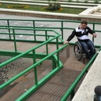 Омская Пушкинка начала заботиться об инвалидах