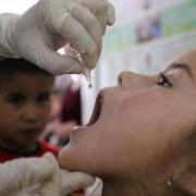 Дополнительная иммунизация против полиомиелита