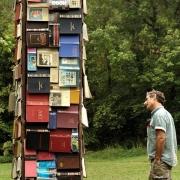 Омичи устроили книговорот