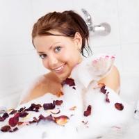 Прием лечебных ванн в домашних условиях