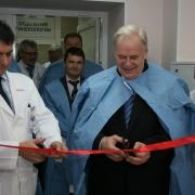 В КМХЦ открыли обновленный операционный блок