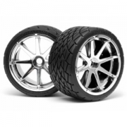 Общая информация о колесах и шинах