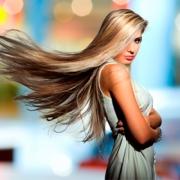 Лечение волос в салоне