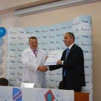Омская детская больница получила новейший аппарат для анестезии