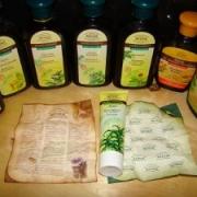 Зелёная аптека на помощь здоровью