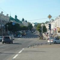 Улицу Ленина снова откроют для проезда в течение недели.