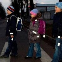 Детей в Омске попросят светиться