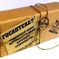 В аптеках «Омское лекарство» к 300-летию города можно купить уникальное мыло