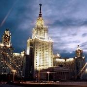 Омские студенты штурмуют Москву