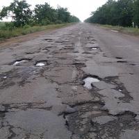 На восстановление дороги Омск – Одесское необходимо 150 млн рублей