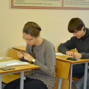 В Омске прошел региональный этап всероссийской олимпиады школьников по праву