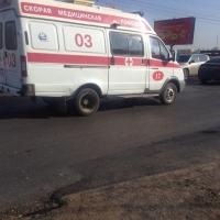 В Омске раненого мужчину нашли в «Газели»