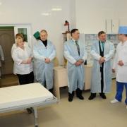 В Омской области отремонтировали реанимационное отделение