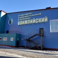 В Омске открылся бассейн из нержавеющей стали