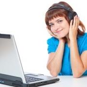 Изучение разговорного английского языка с помощью онлайн аудиокурсов