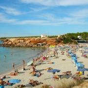 Омские пляжи готовят к летнему сезону