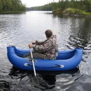 Польза надувной лодки