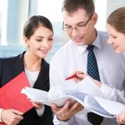 Будущие бизнесмены презентуют свои проекты