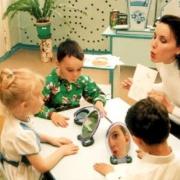 В Омске отрылся новый логопедический детский сад