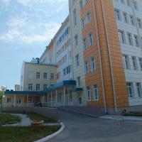 В Омске хирургический корпус детской больницы №3 начнет работу в 2018 году