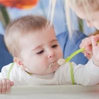Введение прикорма малыша